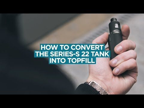 How to Upgrade Your S22 Tank into Topfill