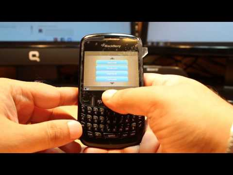Games install to Blackberry Curve 8520