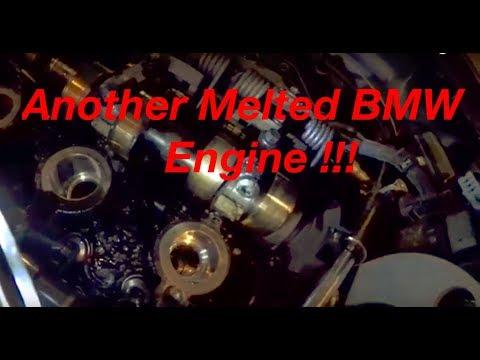 BMW / Mini N12 Meltdown Just Like The Copart BMW E60 At 82k Miles
