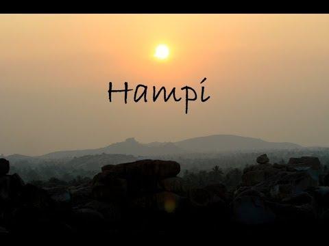 Ruins Of Vijayanagar Empire , Hampi Part -3 In & Around Hampi Market!!!!