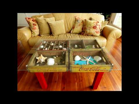 Display Case Coffee Table