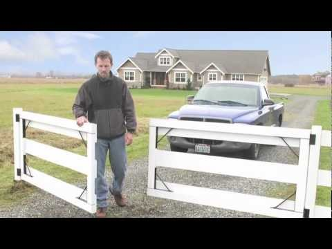 Homax® Easy Gate - No-Sag Gate Kit