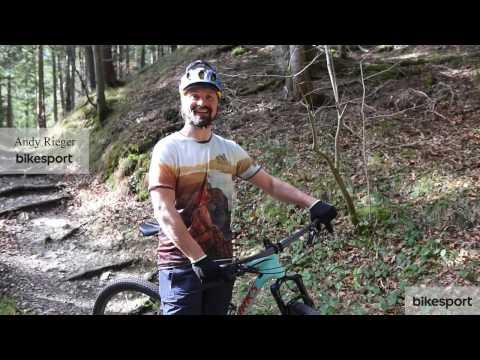 bikesport Magazin - Mountainbike Fahrtechnik: Spielerisch schneller werden