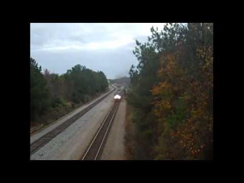 Amtrak in South Carolina