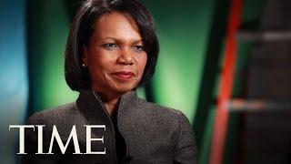 10 Questions for Condoleezza Rice