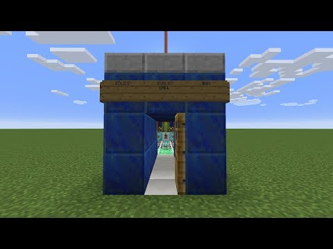 Minecraft | Bigger on the Inside TARDIS Update