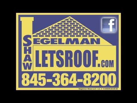Segelman Shaw Roofing Siding Rockland County NY 4 2011.m4v