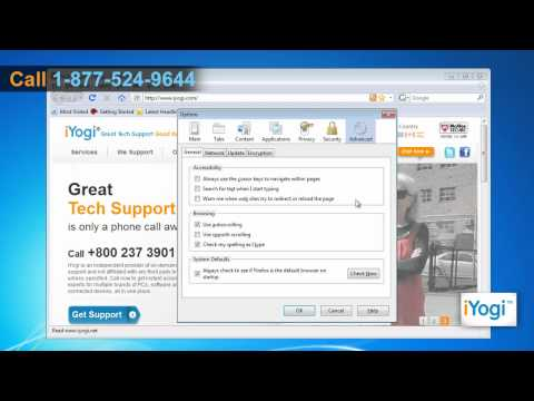 How to set Mozilla® Firefox 3 as the default browser in Windows® 7
