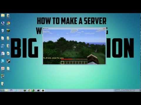 How to Make a Bukkit Minecraft Server with Port Forwarding (Beginners-NO HAMACHI!) 1.5.2
