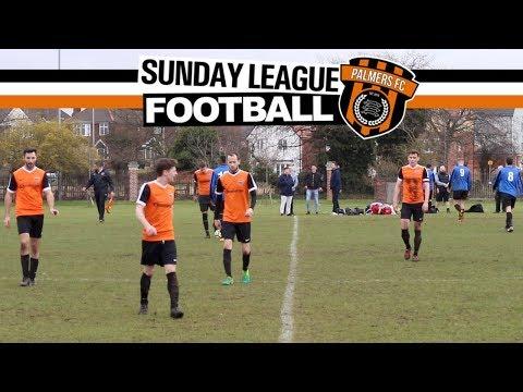 Sunday League Football - ANOTHER SEMI FINAL BATTLE