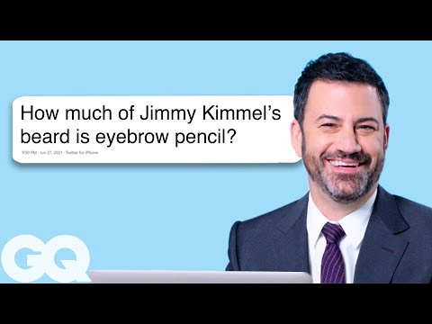 Jimmy Kimmel Goes Undercover on Reddit, Twitter & Wikipedia   Actually Me   GQ