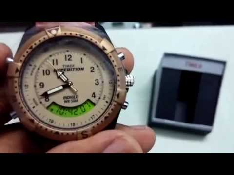 Timex Expedition MF13 Unboxing and Features