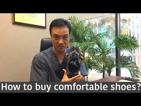 5 Steps: How to Buy Comfortable Shoes