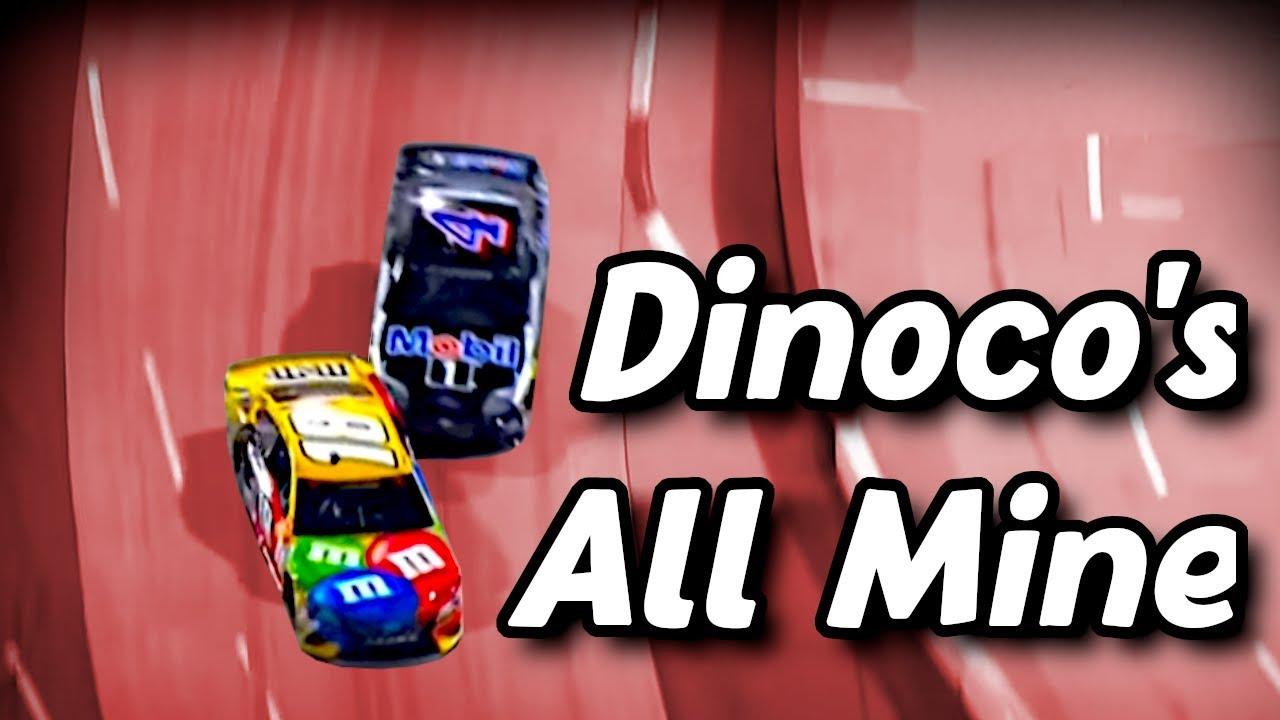Dinoco's All Mine (NASCAR Memes)
