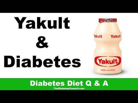 Is Yakult Good For Diabetes?