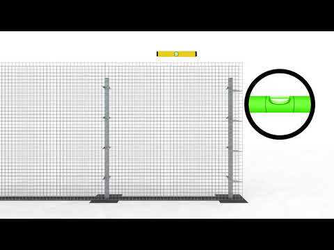 BETAFENCE - How-to install our Gabion Stonewall?