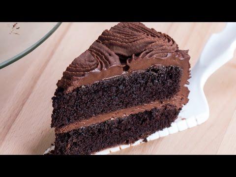 Chocolate Rose Cake Recipe
