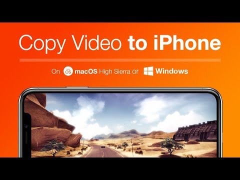 How to Copy Video from Computer to iPhone without iTunes [AVI,MKV,MP4]