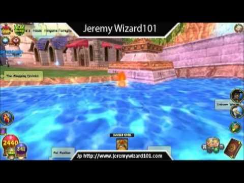 Wizard101: Wizard City Fishing: Catfish