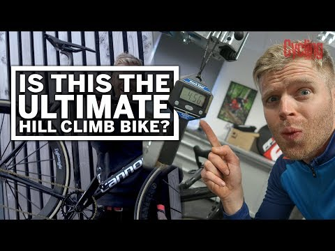 Ultimate Hill Climb Bike | Is This It? | Cycling Weekly