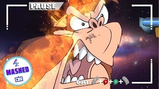 Super Smash Bros: Pause Attacks