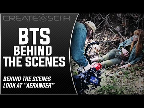 """Aeranger"" Principle Photography, BTS Production Diary: How To Make A Sci-Fi Short Film"