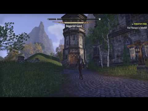 The Elder Scrolls Online Commander Personality