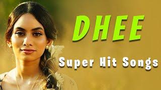 Dhee Super Hit Songs | Tamil Super Hit Songs | Dhee Jukebox | Dhee playback singer |