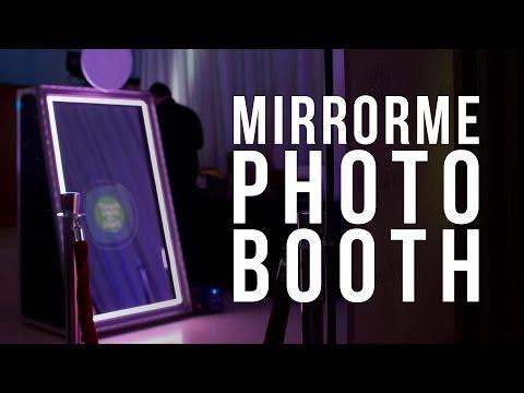 Beau Monde Sound - Mirror Me Photo Booth Video