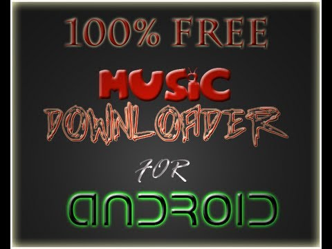 iTunes ALTERNATIVE FOR ANDROID PHONES AND TABLETS - 100% FREE MUSIC DOWNLOADER