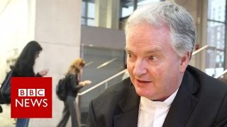 SXSW 2017: Why is the Vatican at a tech conference? BBC News