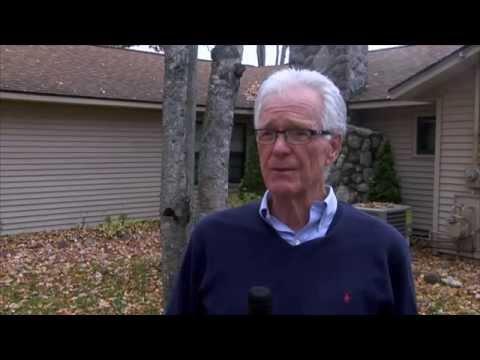 Disease causing oak trees to die