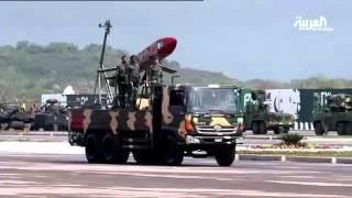 باكستان تعيد العرض العسكري بعد سنوات من التوقف