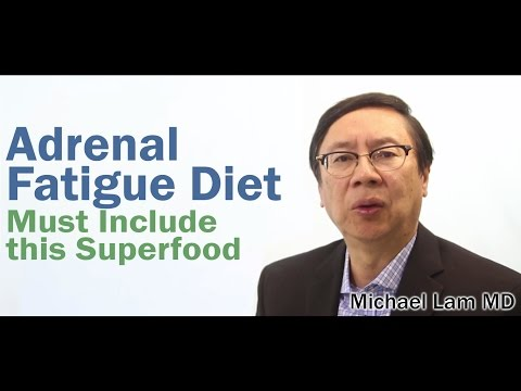 Include this Superfood in your Adrenal Fatigue Diet