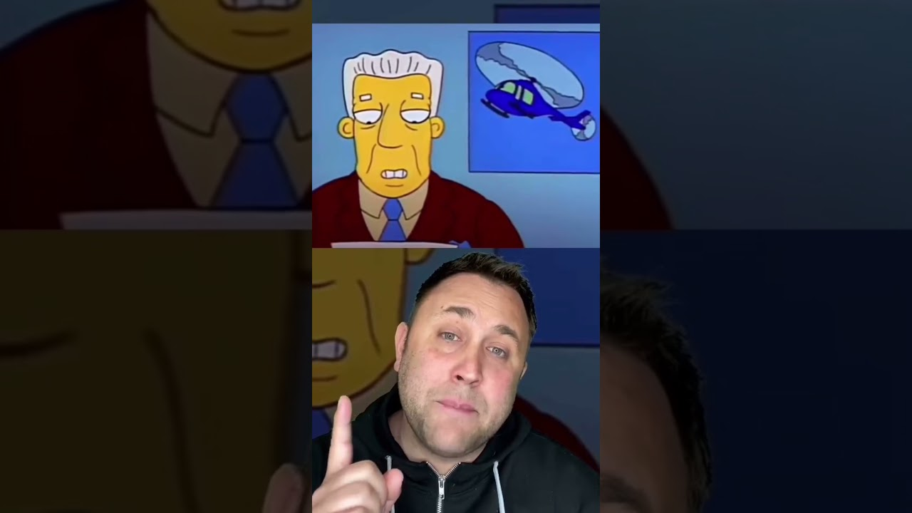 The Simpsons Predictions #shorts