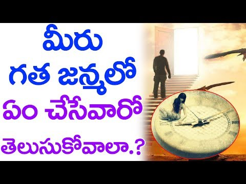 AMAZING! You Can Know About Your PAST Life | Shocking Facts in Telugu | Vtube Telugu