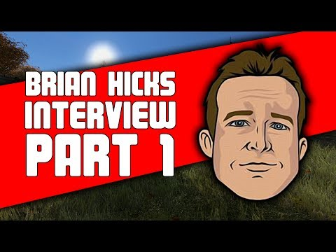 Brian Hicks Interview Part 1 | Bohemia Interactive DayZ Creative Director