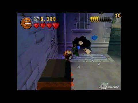 LEGO Batman: The Videogame Nintendo DS Gameplay - Clayface