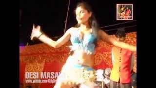 Sexy Item Girl in Bihar Stage Arkestra Dance Show