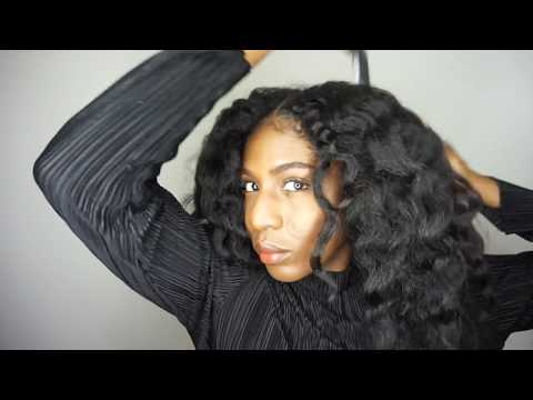 FINDING A HAIR ROUTINE FOR DAMAGED HAIR   HAIR VLOG 3