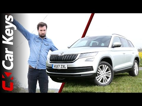 2017 Skoda Kodiaq Review – The Best All-Round Family SUV? – Car Keys