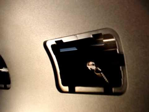 Scion tC License Plate Bulb Replacement