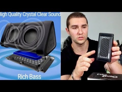 Oontz Angle 3 speaker Overview and Soudtest