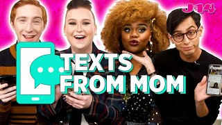 The High School Musical The Series Cast Reads Texts From Mom