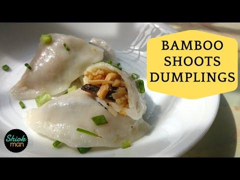 Shiokman Soon Kueh (Bamboo Shoot and Turnip Dumpling)