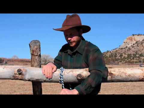 How to Tie the Clove Hitch