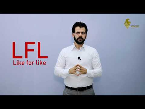مجموعة الوليف - السلسلة التدريبية - الحلقة 7 -  النمو العامودي والأفقي - LFL for retail