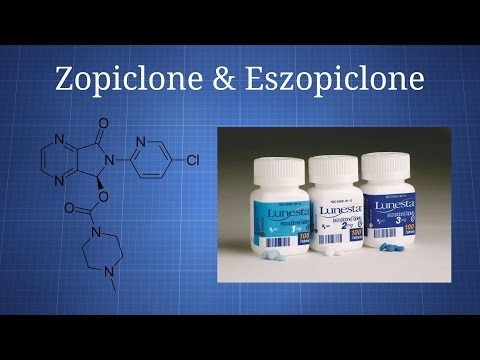 Zopiclone and Eszopiclone (Lunesta): What You Need To Know