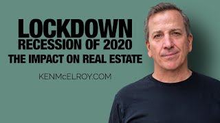 2020: The Impact of the Lockdown Recession on Real Estate