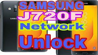 Samsung J600fn Network Unlock